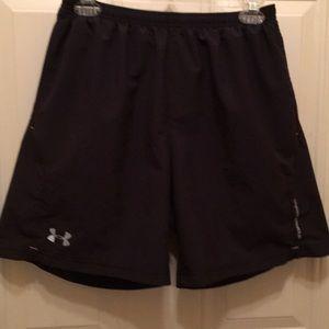 Under Armour running shorts